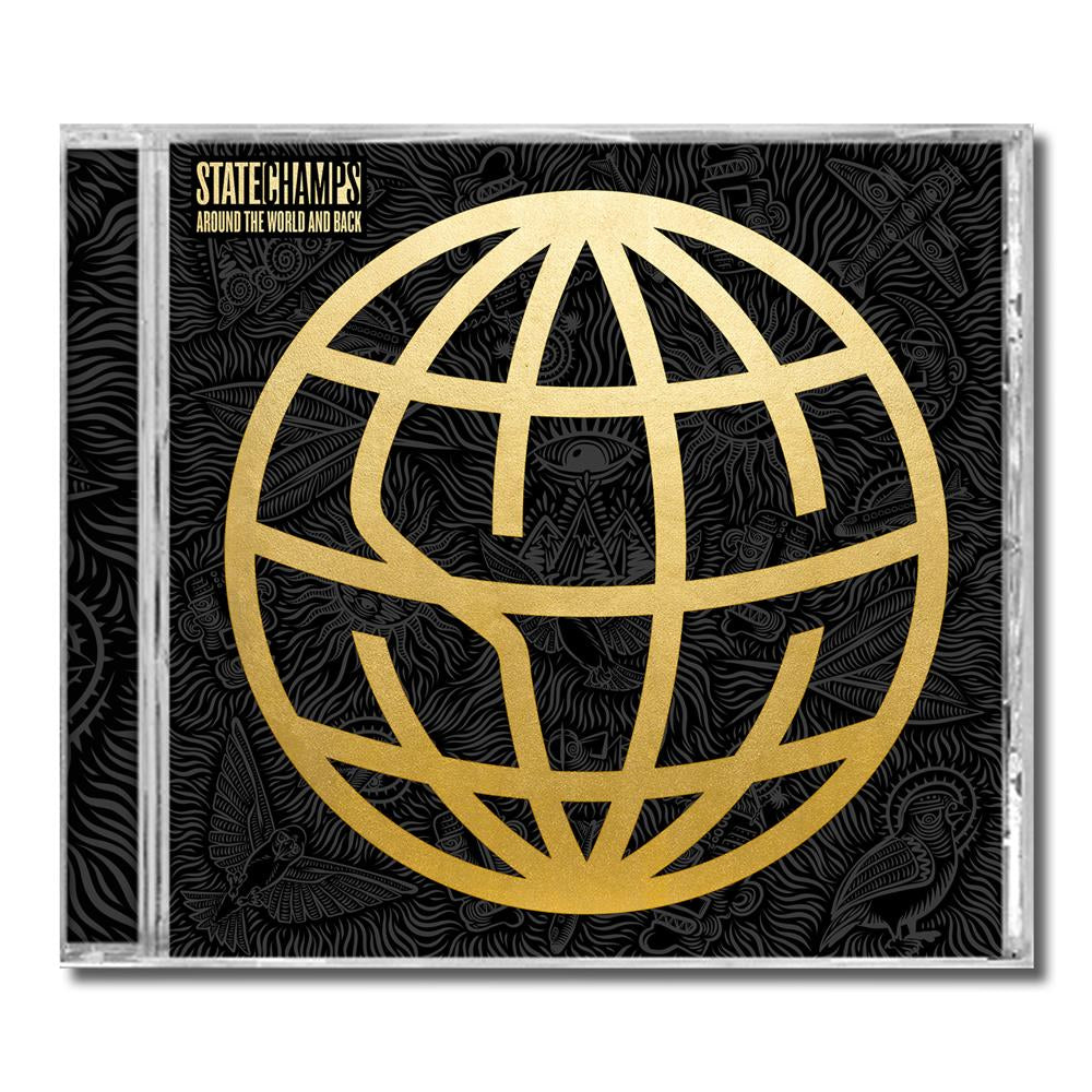 State Champs 'Around The World And Back' CD