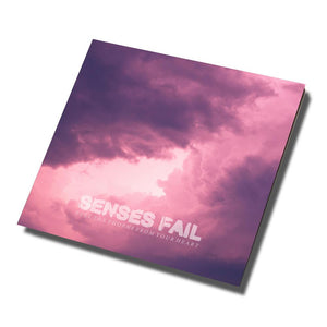 Senses Fail 'Pull The Thorns From Your Hear' CD
