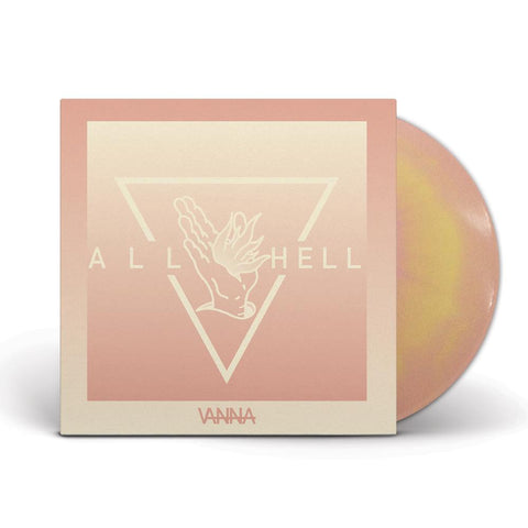Vanna 'All Hell' LP (PINK/CLEAR)