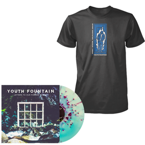 Youth Fountain 'Letters to Our Former Selves' LP (PN webstore exclusive) + T-Shirt