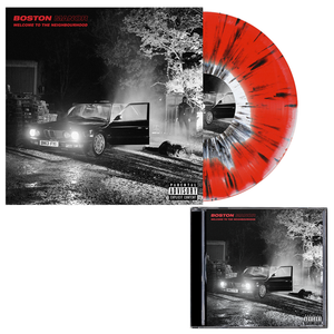 Boston Manor 'Welcome To The Neighbourhood' CD + PN Webstore Exclusive Vinyl Bundle