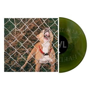 Knocked Loose 'Pop Culture' LP (Swamp Green)