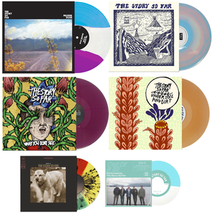 The Story So Far Vinyl Collection 2