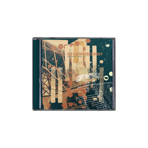 SeeYouSpaceCowboy 'Songs for the Firing Squad' CD