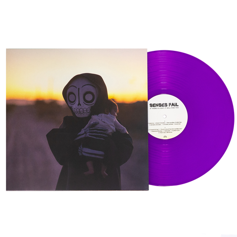 Senses Fail 'If there Is Light, It Will Find You' LP (NEON PURPLE)