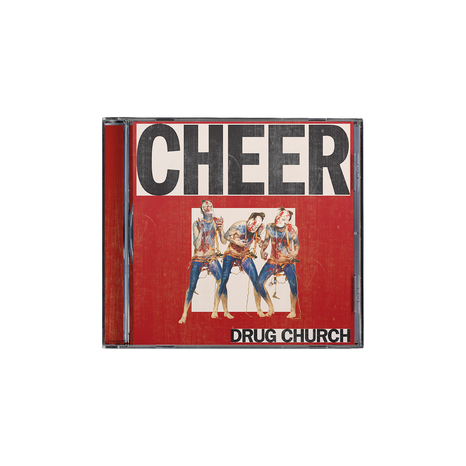 Drug Church 'Cheer' CD