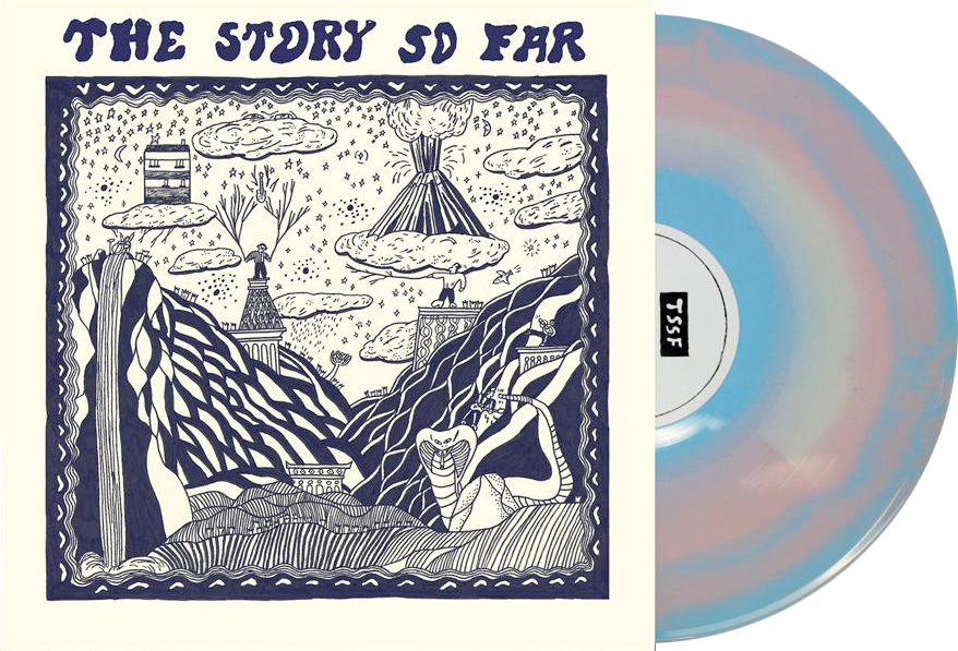 The Story So Far 'The Story So Far' Vinyl