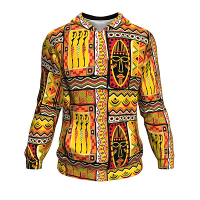 Hippie African All-Over Hoodie
