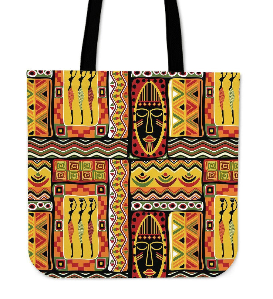 Hippie African Tote Bag