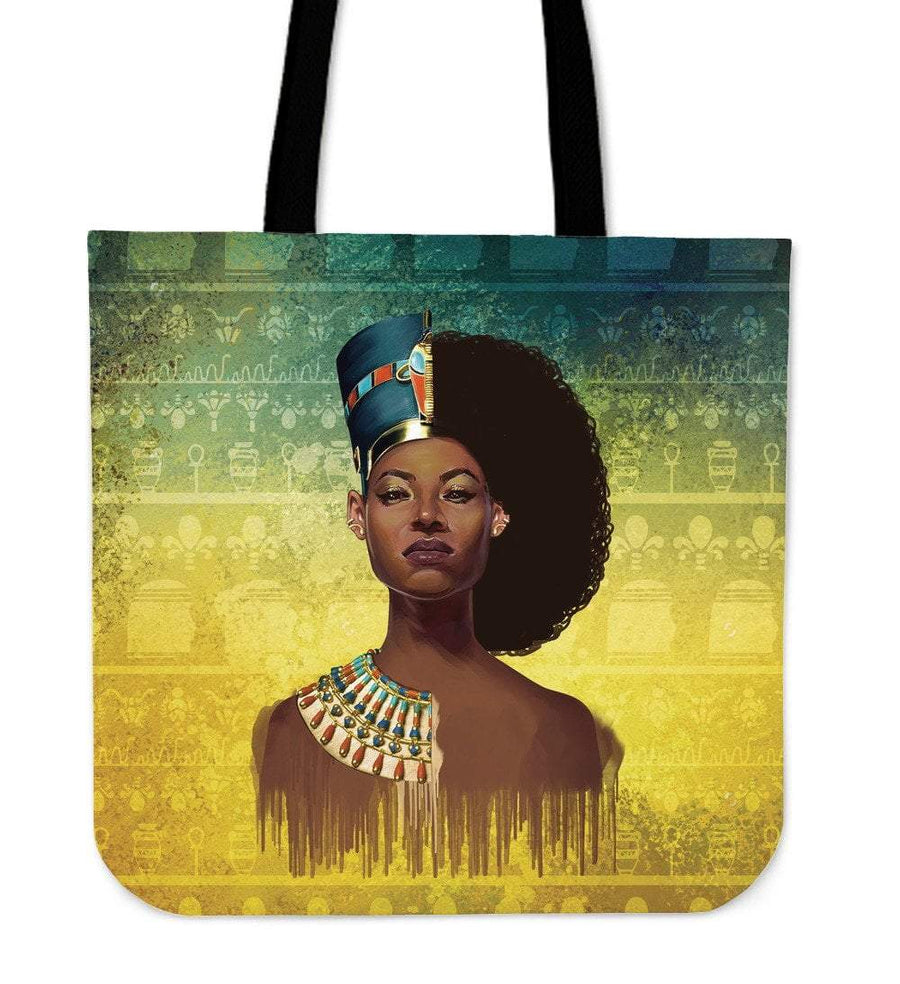 African Women (Queen) Tote Bag