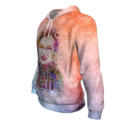 Rosa Parks All-Over Hoodie