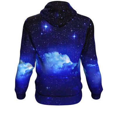 Melanin ELF All-Over Hoodie