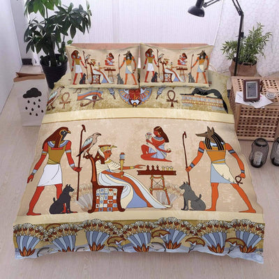 Ancient Egypt Bedding Set