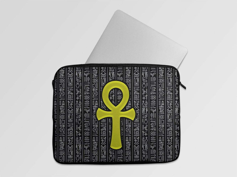 Ankh Dark Laptop Sleeve