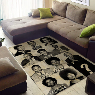 [FREE SHIPPING] Civil Rights Leaders Rug