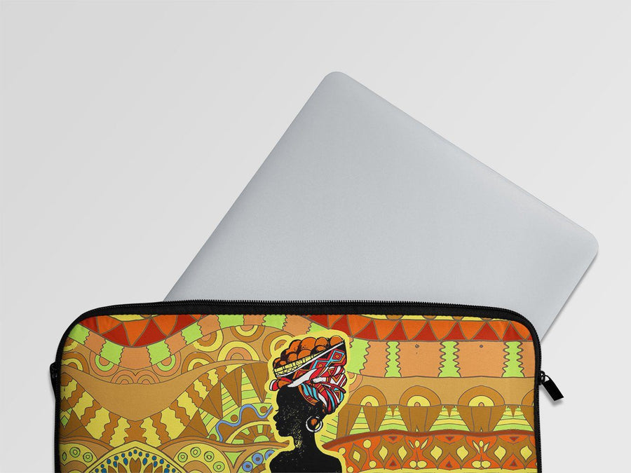 Figure Drawing Laptop Sleeve