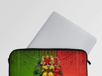 Lion Crown Laptop Sleeve