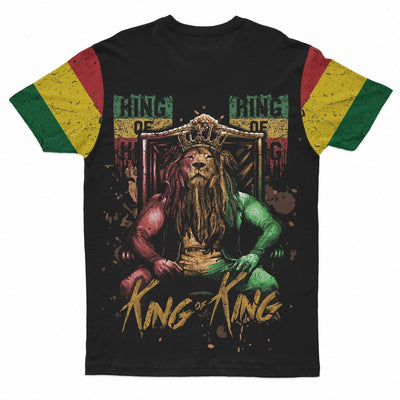Rasta Crown T-shirt