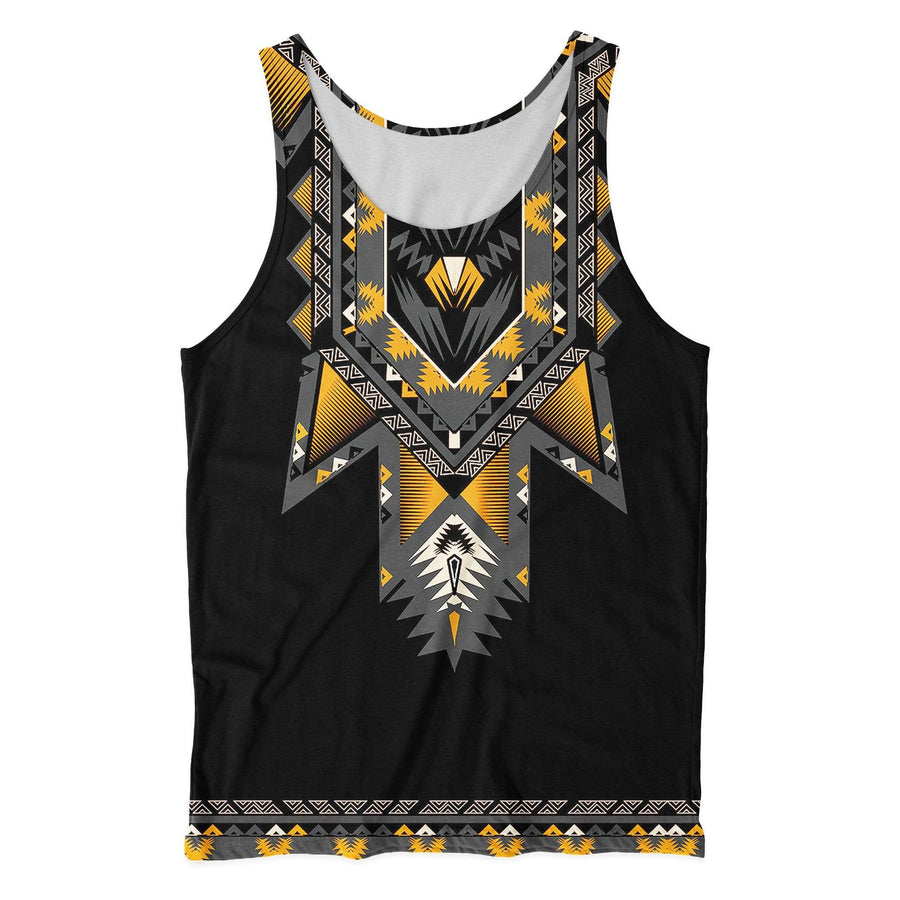 Dashiki 9 Tank Top And Legging Set
