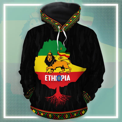The Ethiopia 2 All-over Hoodie