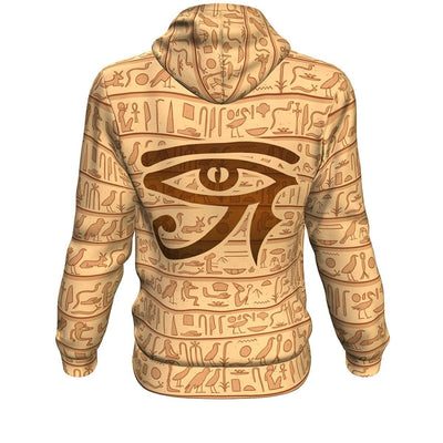 Eye of Ra All-Over Hoodie