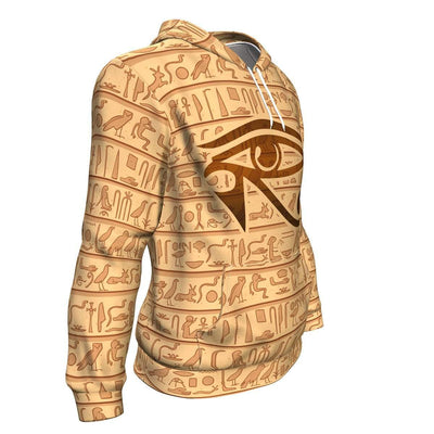 Eye of Horus All-Over Hoodie