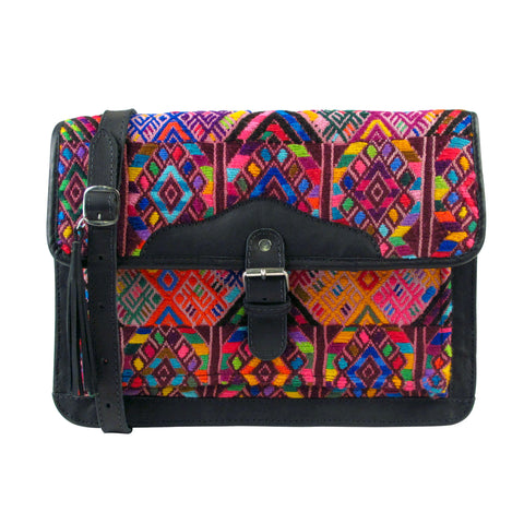 Nahuala Satchel Diamonds