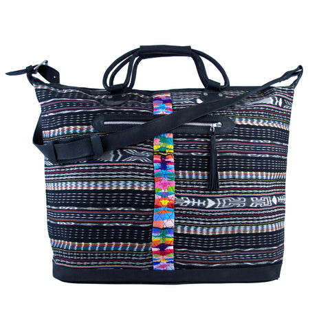 Solola Weekender Cross Back Brocade