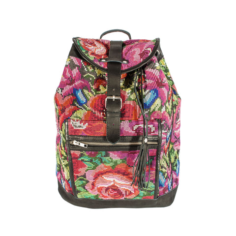 Chi Chi Backpack Blue Rose