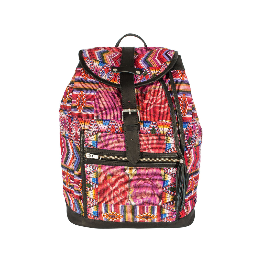 Chi Chi Backpack Aztec Rose