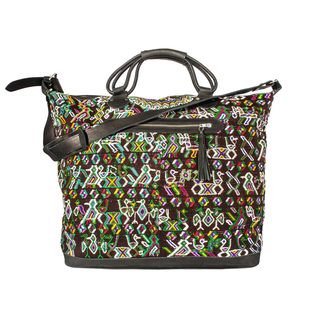 Nevaj Weekender Maletta Tribal Birds