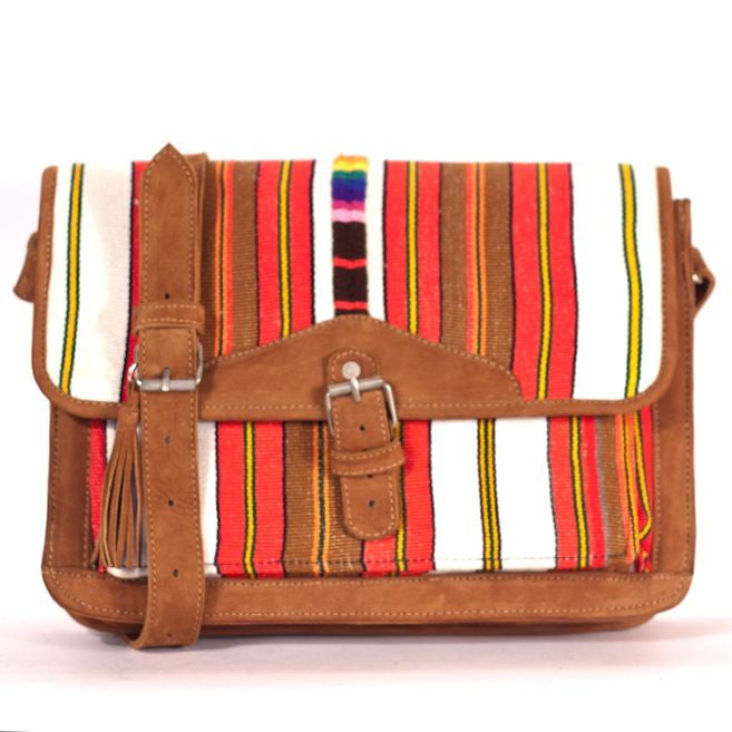 Chi Chi Perraje Escuela Satchel Striped