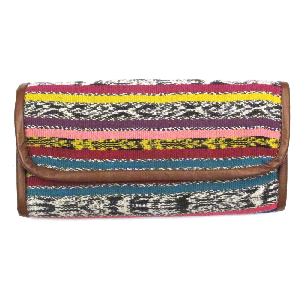 Corte Wallet TV Static Pastels