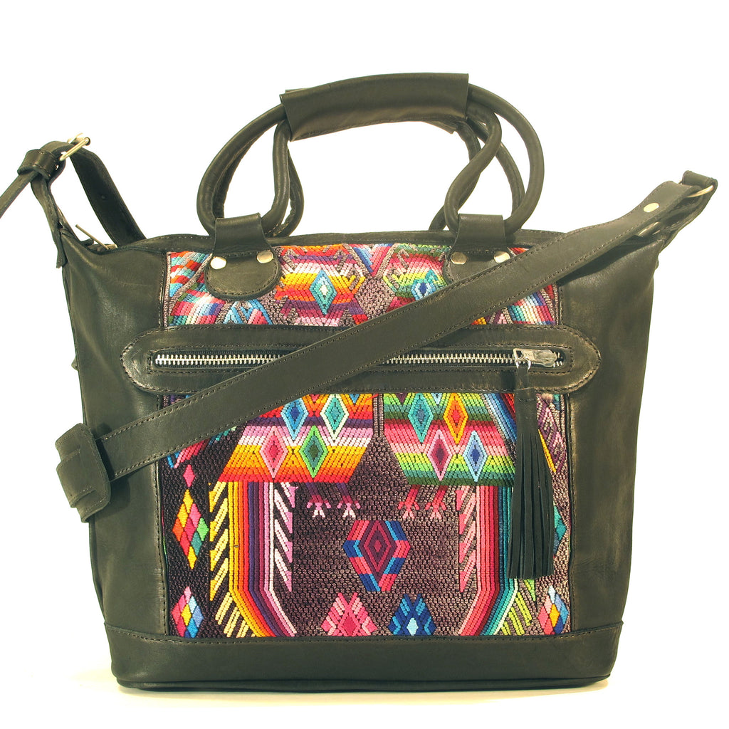 Chi Chi Luxe Maletta Double Quetzal