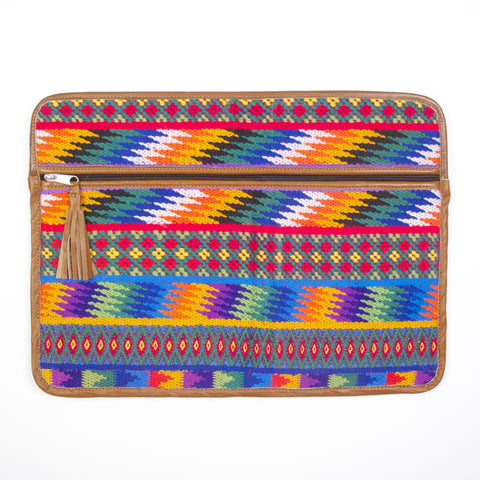 Patzicia Laptop Case Neon Spectrum