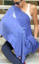 Load image into Gallery viewer, breathable nursing cover for breastfeeding
