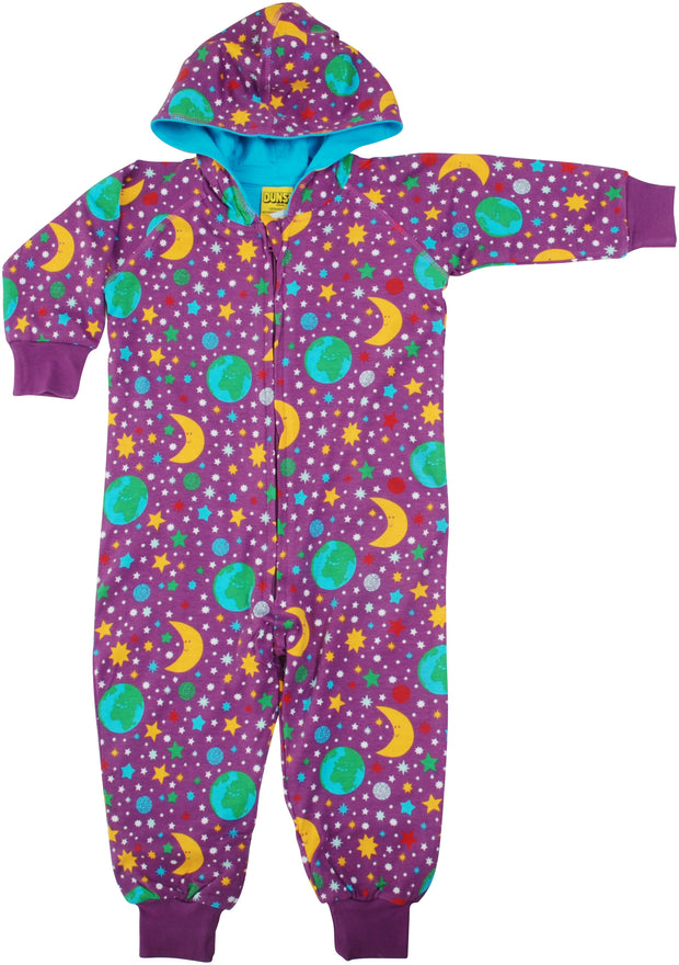 Duns Sweden Mother Earth Onesie - Bright Violet
