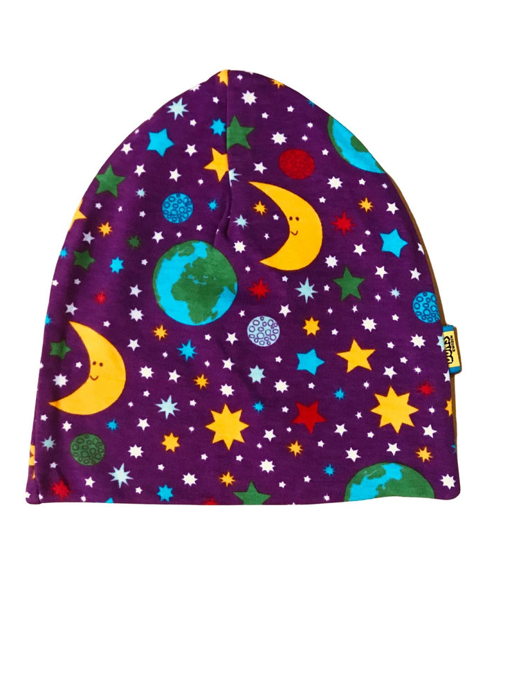 Duns Sweden Mother Earth Double Layer Hat - Bright Violet