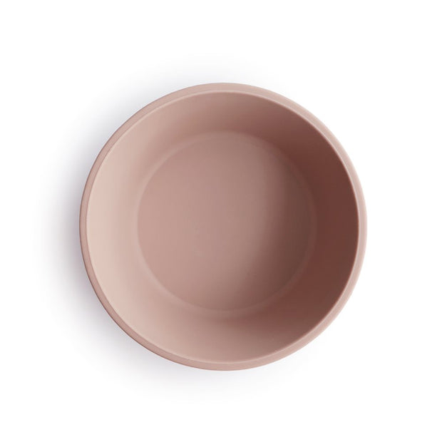 Mushie Silicone Bowl - Blush