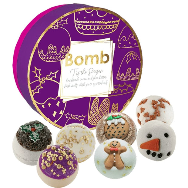 Bomb Cosmetics - T'is The Season Creamer Gift Pack