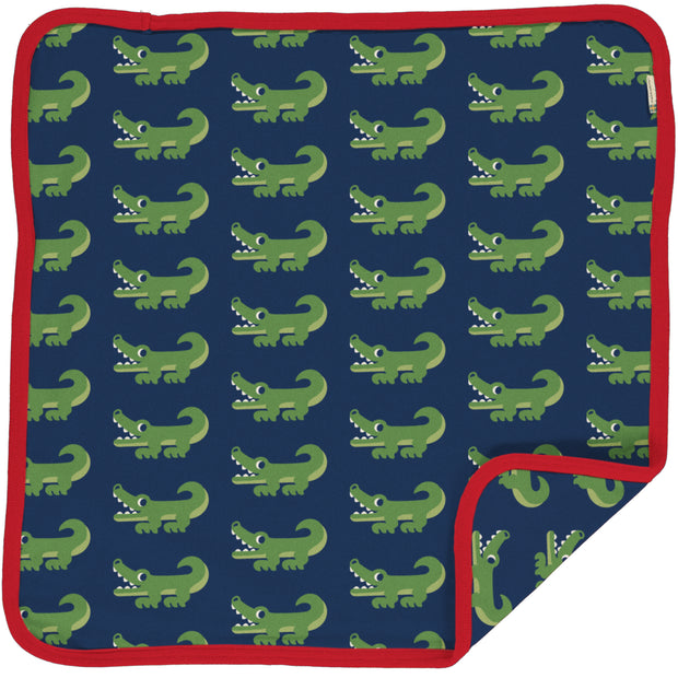 Maxomorra Cushion Cover - Crocodile