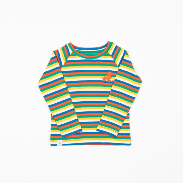 Alba Of Denmark All You Need Tee - Tivoli Fun Stripes