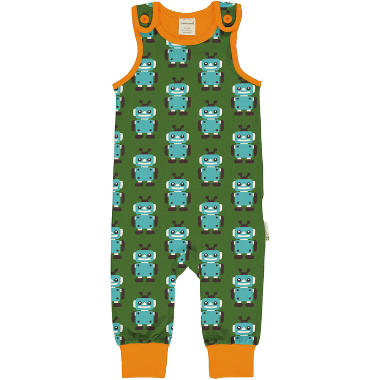 Maxomorra Playsuit - Robot