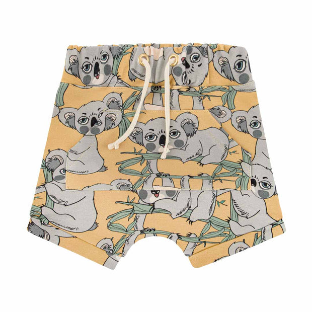 Dear Sophie Shorts - Koala Yellow