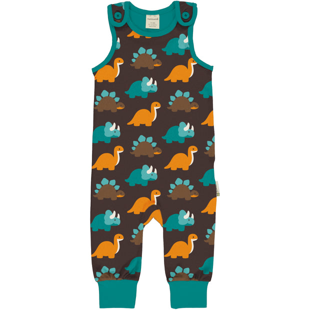 Maxomorra Playsuit - Dinosaurs