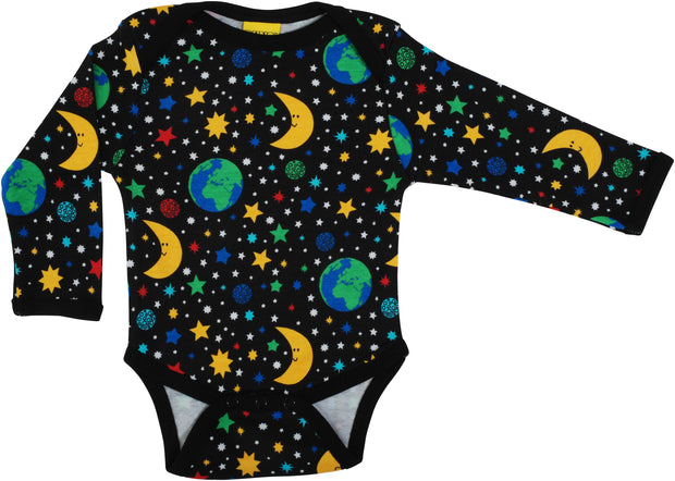 Duns Sweden Long Sleeved Mother Earth Body - Black