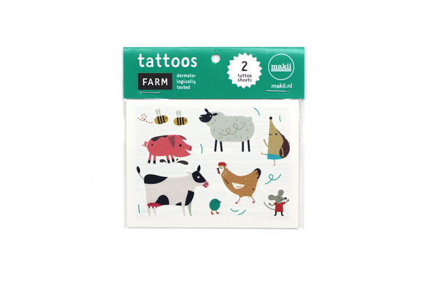 makii tattoos farm