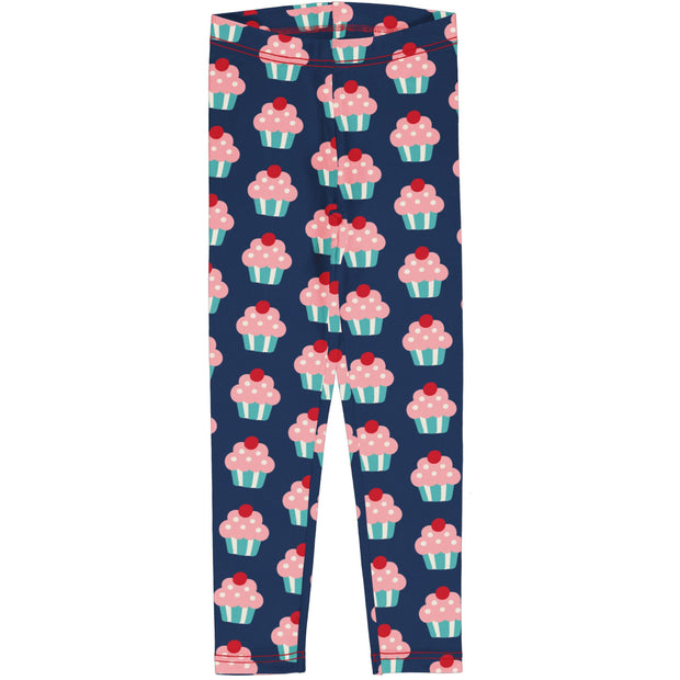 Maxomorra Leggings - Cupcake