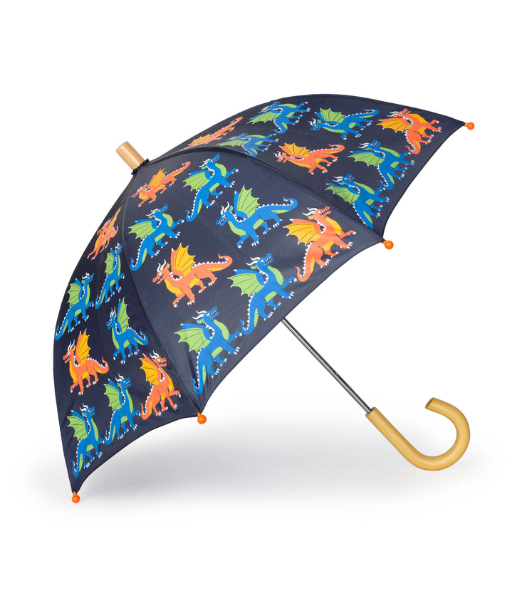 hatley kids umbrella dragons