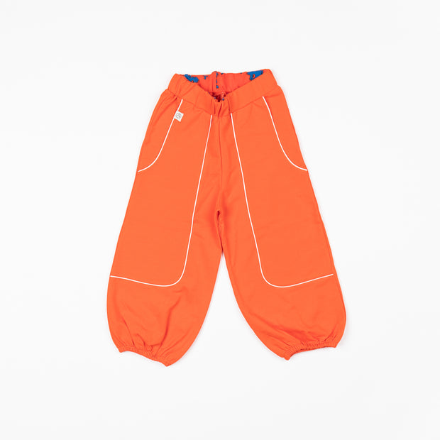 Alba Of Denmark Hobo Baggy Pants - Spicy Orange